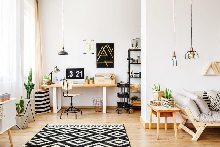 acheter pour louer meublé